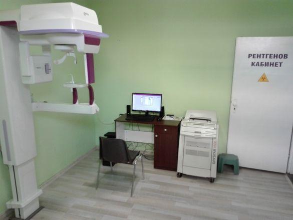 Рентгенови зъбни снимки в гр. Плевен