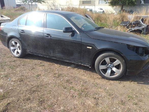 BMW 530 е60 на части