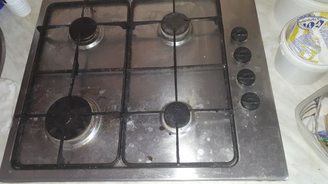 Кухонная газ плита