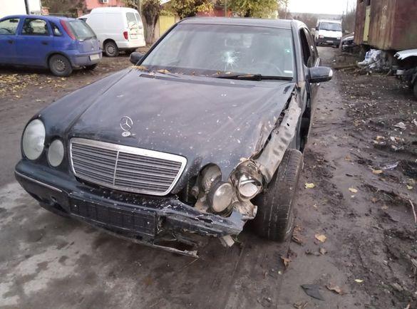 НА ЧАСТИ!!! Mercedes/Мерцедес W210/В210 Е270cdi/Е270цди ОМ612