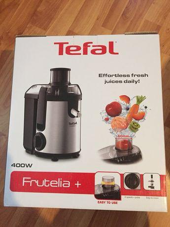 Storcator de fructe și legume Tefal Frutelia ZE420D sigilat