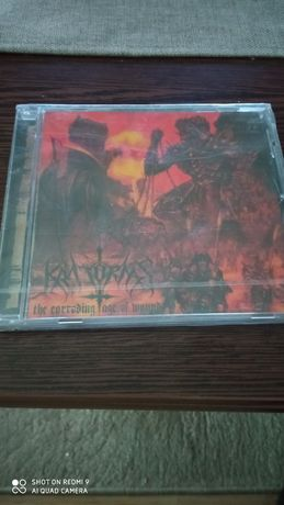Cd Kratornas - The Corroding Age Of Wounds