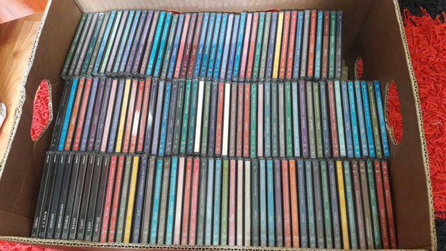 lot 135 cd muzica clasica - colectie