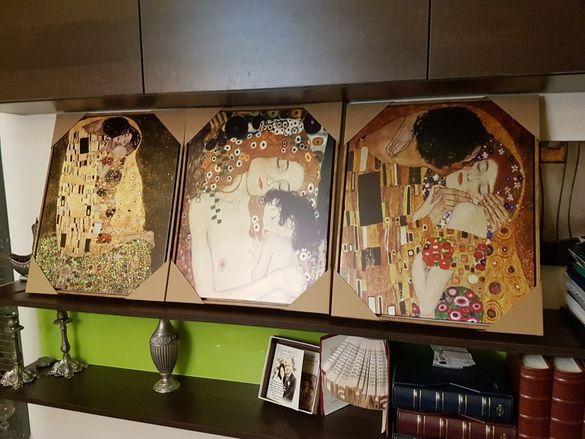 Картини на Густав Клим