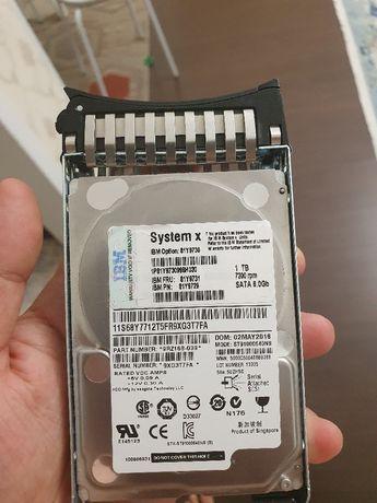 Жёсткий диск IBM