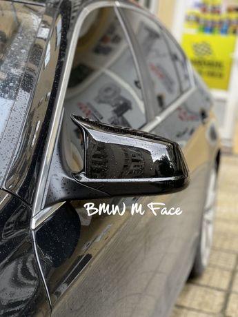М капаци за огледала за BMW F10 F11 Ф10 Ф11 Ф18 преди фейса 2010-2013