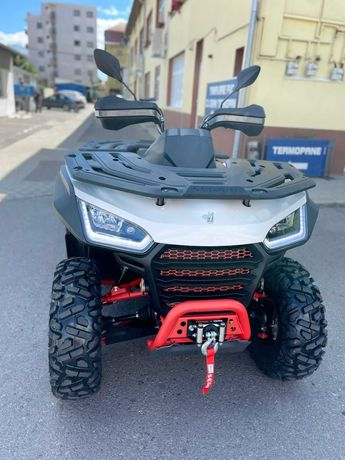 ATV Segway Snarler AT6 S 2021 - Achizitie si in rate !
