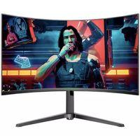 Игровой монитор TITAN ARMY, 240гц , Изогнутый экран