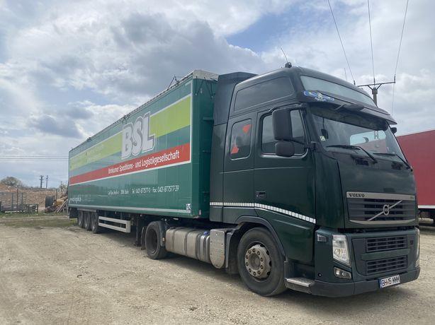 Vand remorca+camion