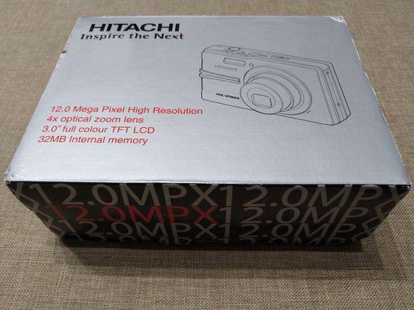Hitachi 12mega pixel camera photo video хитачи цифрова камера