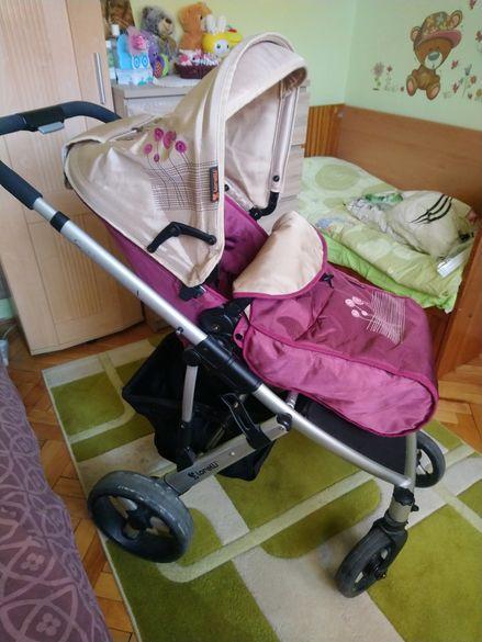 Детска количка 2 в едно loreli