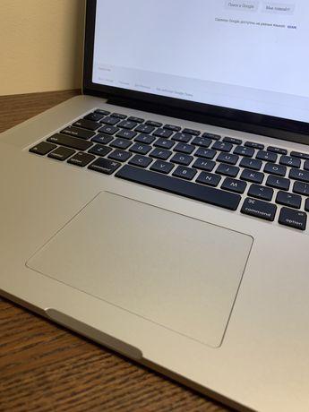 Macbook pro 15-inch, 2013