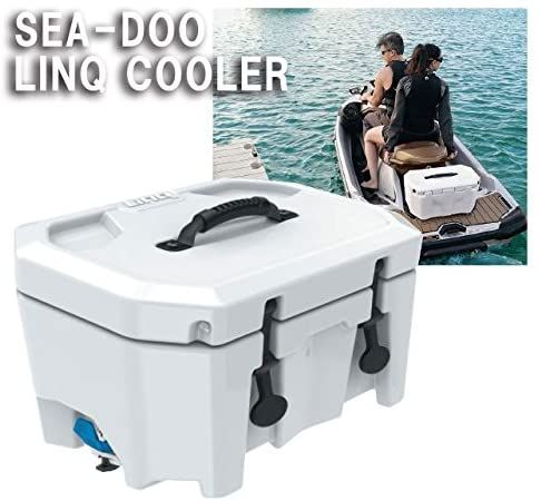 Promotie Lada/cutie termoizolanta LinQ 16 L pentru skijet Sea-Doo