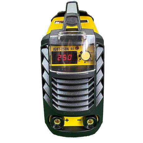 НОВ МОДЕЛ - инверторен електрожен - MMA 250 N1 с дигитален дисплей