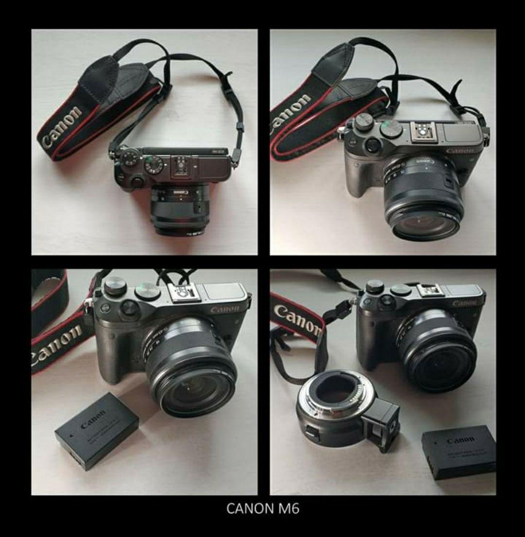 Vânzare aparate Canon