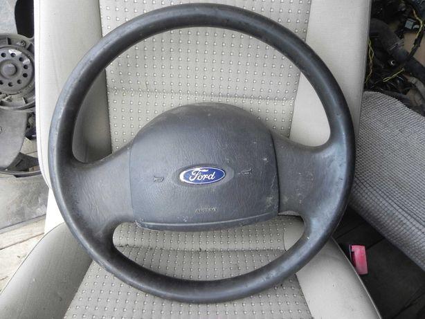 Volan + airbag - Ford Transit ( 2000 - 2006 )