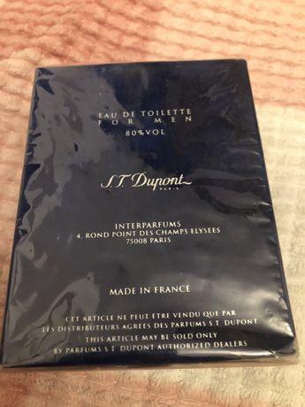 S.T. Dupont  Парфюм .100 ML 2012 г.Выпуска Франция
