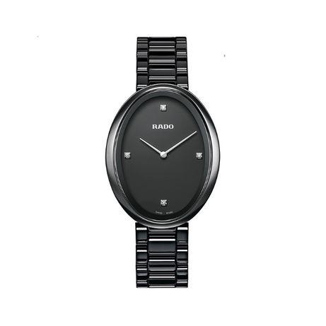 Дамски часовник Rado Esenza Touch Jubile Black Dial Ceramic