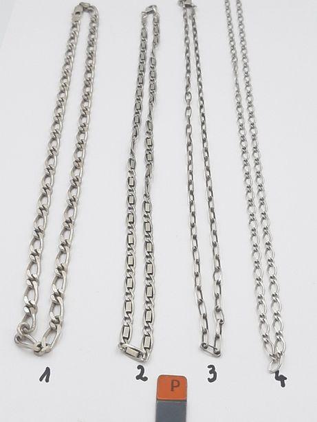 Lot frumoase lantisoare vintage din argint 925-de colectie-