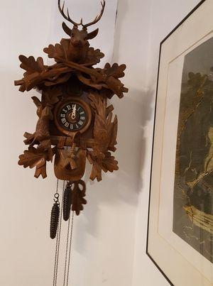 немски часовник кукувица