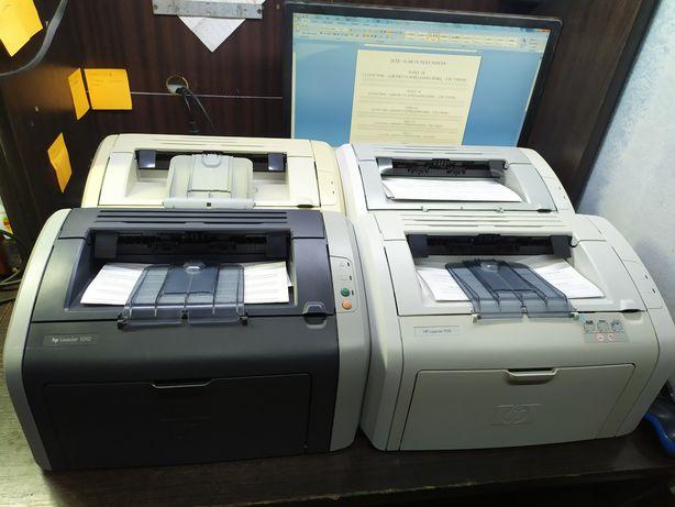 Hp laserjet 1010 /1018 /1020 /1022 принтер.