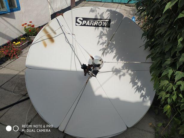 Спутниковое антенна