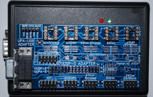 Adaptor programator Upa-USB, UPA-S, UUSP-S, UUPA-S, Carprog nu VVDI