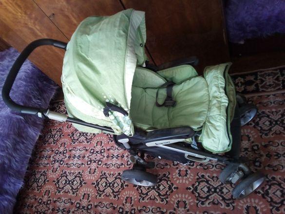 Бебешка количка Bertoni Vector