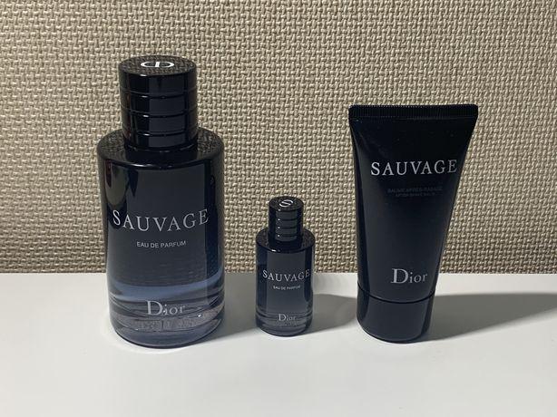 Dior Sauvage EDP 100 ml