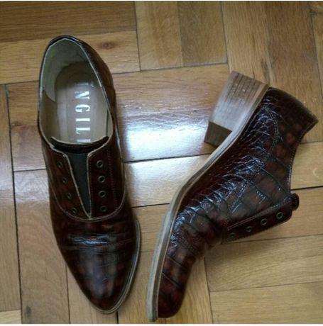 Обувки Ingiliz естествена кожа