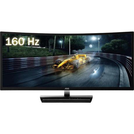 "Monitor LED AOC Gaming C3583FQ/BS 160Hz. Schimb cu monitor 32"""