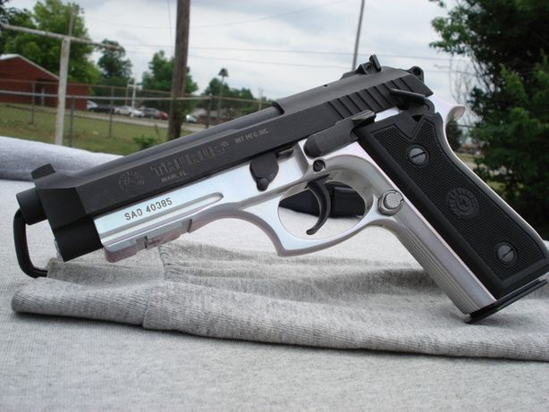 "Pistol / MODIFICAT airsoft Beretta / Taurus"", CO2, 4J, full metal 6mm"