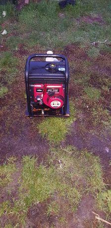 Pompa oleo mac industriala cu motor Briggs&stratton