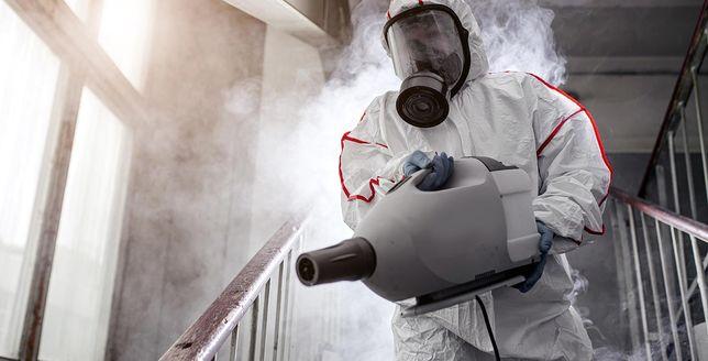 Дезинфекция обработка уничтожение постельные клопы тараканы