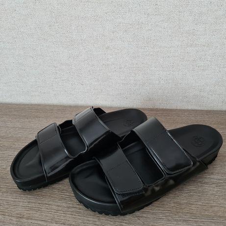 Новые сандалии massimodutti 38