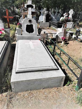 Loc de veci in Cimitirul Sf.Vineri.Bucuresti