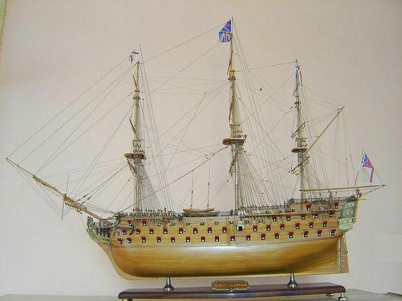Макет на Военен Кораб Victory 1778г/ Model Boat