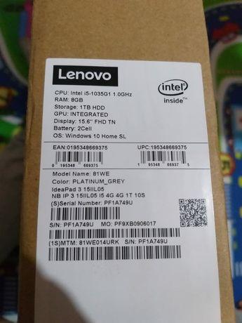 Срочно продам ноутбук core i5-10/8gb/1tb