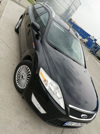 Ford Mondeo Mk4 2010