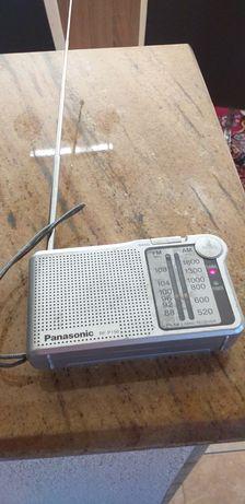 Radio de buzunar Panasonic