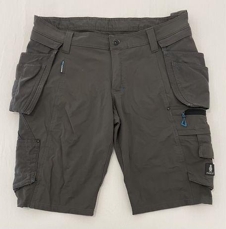 Pantaloni scurti MASCOT (56 XL salopeta elastici buzunare confortabili