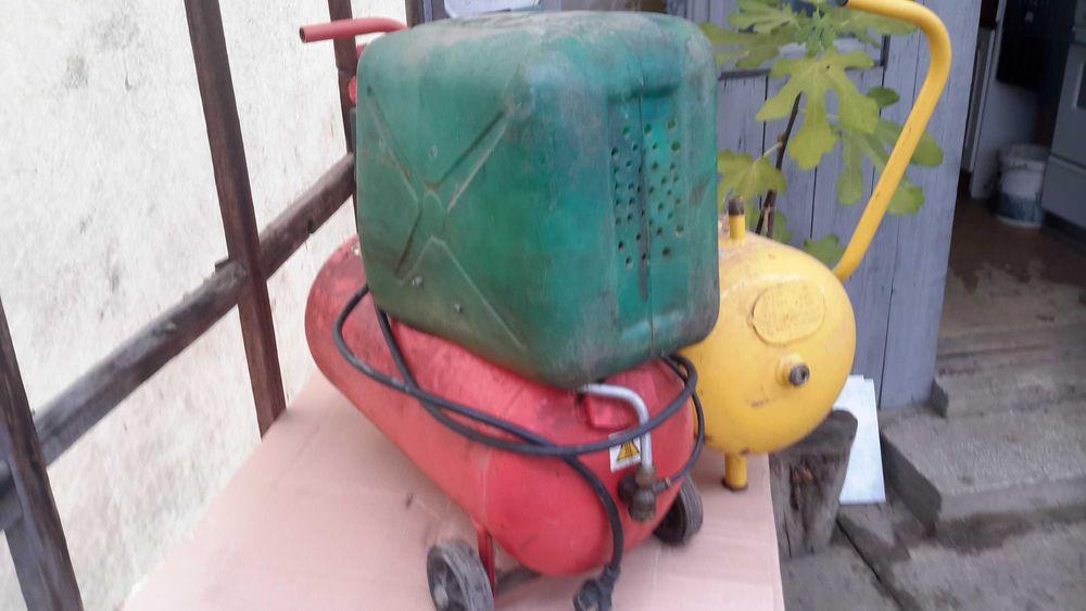 Vand compresor aer 24 litri Brebu - imagine 1