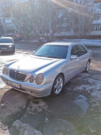 Mercedes e320 w210