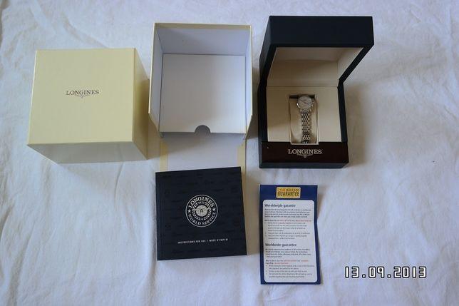 Продаются оригинальный женский наручные часы Longines L592.2