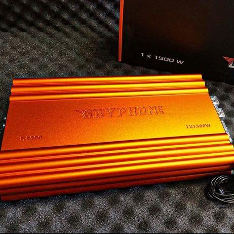 усилитель на сабвуфер буфер 1500.1 DL Audio Gryphon Lite 1.1500