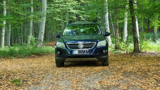 VW Tiguan 4x4 Track & Field unic proprietar