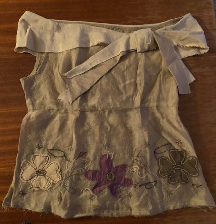 Bluza din matase marca Stefanel