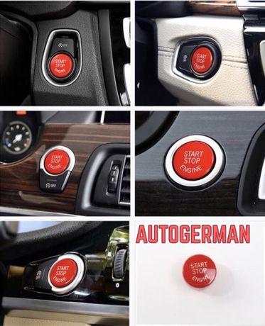 Start Stop бутон за BMW старт стоп бутон бмв E60 F10 E90 E70 F25 X3 56