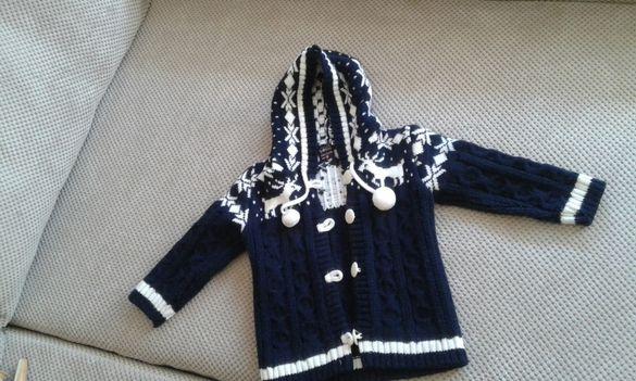 детски чувалчета, зимно яке и жилетка до 3 год.