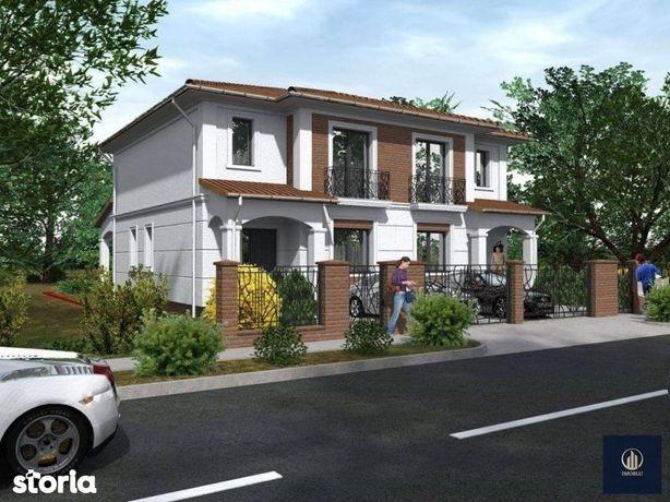 Comision 0%! 1/2 Duplex, 4 camere, 105mp, Urseni - Vatra satului!